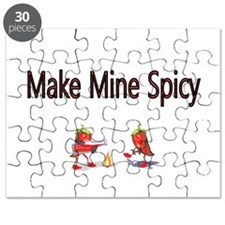 Make Mine Spicy Puzzle
