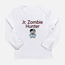 Jr. Zombie Hunter Long Sleeve T-Shirt