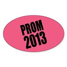 Prom 2013 Decal