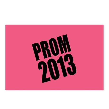 Prom 2013 Postcards (Package of 8)