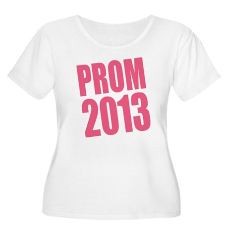 Prom 2013 Plus Size T-Shirt