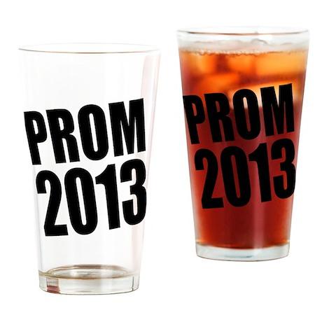 Prom 2013 Drinking Glass