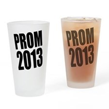 Prom 2013 Drinking Glass