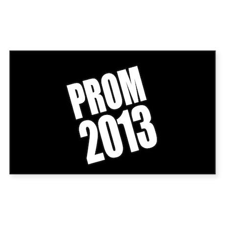 Prom 2013 Sticker
