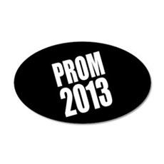 Prom 2013 Wall Decal