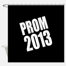 Prom 2013 Shower Curtain