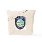 Bourbon Police Tote Bag