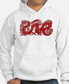 ROCK STAR DRAGON TATTOO Hoodie