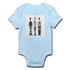 Bahia Ethnic Design Infant Bodysuit