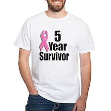 5 Year Survivor D1 Shirt