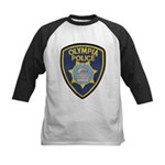 Olympia Police Kids Baseball Jersey