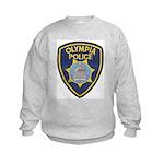 Olympia Police Kids Sweatshirt