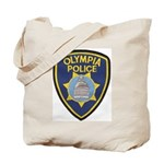Olympia Police Tote Bag