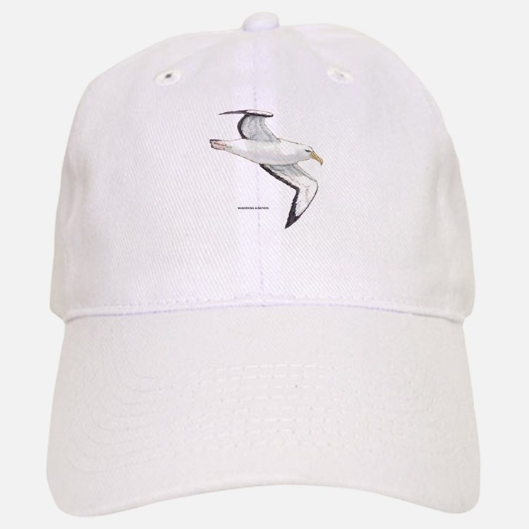 Wandering Albatross Bird Baseball Baseball Cap