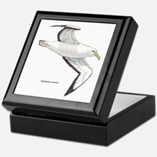 Wandering Albatross Bird Keepsake Box