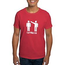 CAPITALISM KILLS T-Shirt