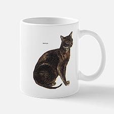 Burmese Cat Mug