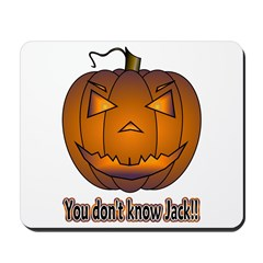 You Don't Know Jack! Mousepad