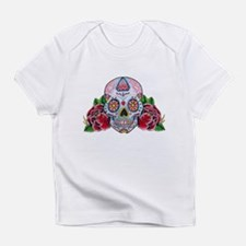 Skull and Roses Infant T-Shirt