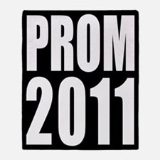prom-2011_bl_sb.png Throw Blanket