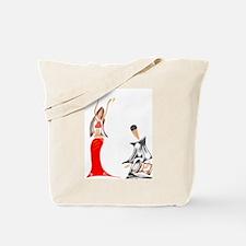 Amina and Haroun Tote Bag