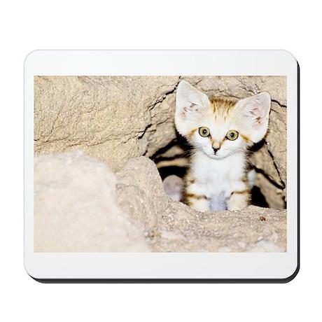 Sand Cat Mousepad