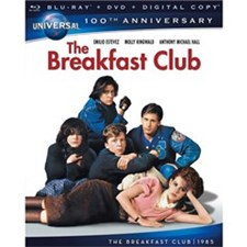 The Breakfast Club [Blu-ray + DVD + Digital Copy]