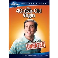 The 40-Year-Old Virgin [DVD + Digital Copy] (Universal's 100th Anniversary)