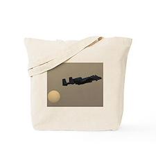 A10 Thunderbolt Tote Bag
