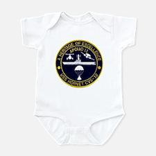 USS Hornet Apollo 11 Infant Bodysuit