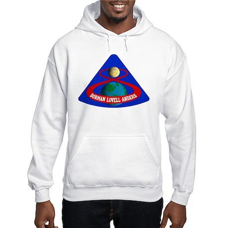 Apollo 8 Hooded Sweatshirt