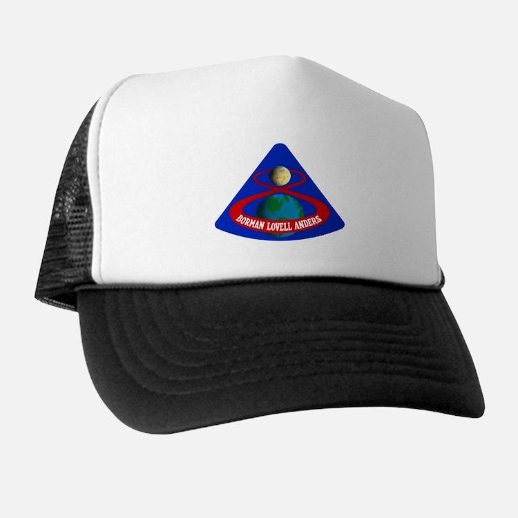 Apollo 8 Trucker Hat