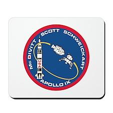 Apollo 9 Mousepad