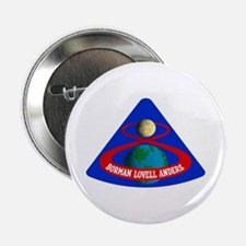 """Apollo 8 2.25"""" Button"""