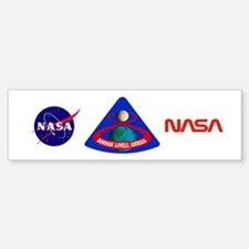 Apollo 8 Bumper Bumper Sticker