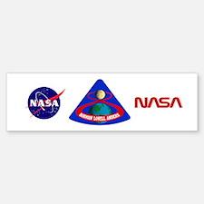 Apollo 8 Sticker (Bumper)
