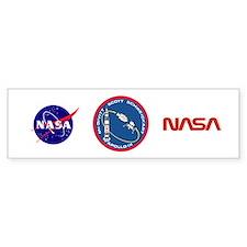 Apollo 9 Bumper Bumper Sticker