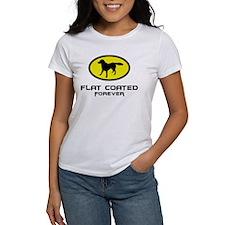 Flat Coated Retriever Tee