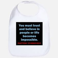 You Must Trust And Believe - Chekhov Cotton Baby B