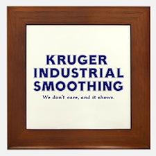Kruger Industrial Smoothing Framed Tile