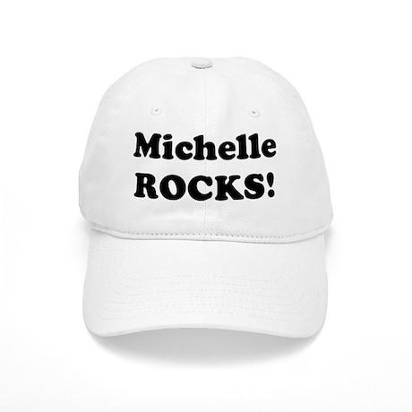 Michelle Rocks! Cap