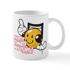 Party Time Smiley Mug