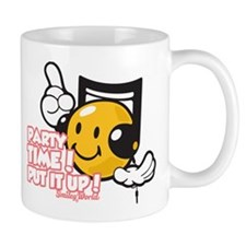 Party Time Smiley Mug