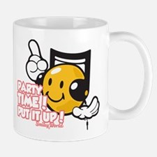 Party Time Smiley Small Small Mug