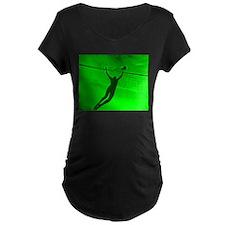VOLLEYBALL GREEN T-Shirt