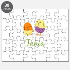Easter Chick Tania Puzzle
