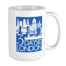 3 Days in London Mug
