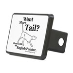 Pointer Tail Hitch Cover