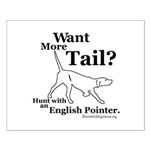 Pointer Tail Posters