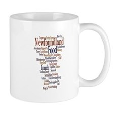 Favourite Newfoundland Foods Journal Small Mugs